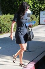 COURTNEY COX Out and About in Los Angeles 0309