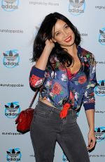 DAISY LOWE at Adidas Originals by Rita Ora Launch in London