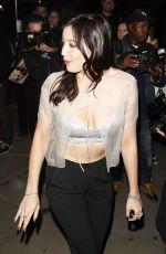 DAISY LOWE at London Fashion Week