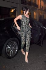 DAISY LOWE at Stella Mccartney Green Carpet Collection Fashion Show in London