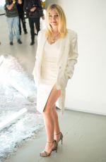 DAKOTA FANNING at Rodarte Fashion Show in New York