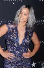 DASCHA POLANCO at 2014 Icons of Style Gala Hosted by Vanidades