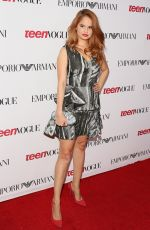 DEBBY RYAN at 2014 Teen Vogue Young Hollywood Party in Beverly Hills