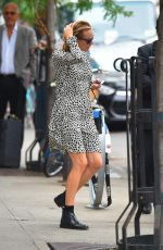 DIANE KRUGER Out and About in New York 0909