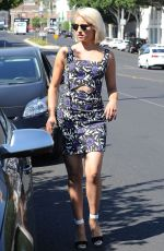 DIANNA AGRON Out and About in Los Angeles 0409