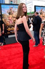 ELLE FANNING at The Boxtrolls Premiere in Hollywood