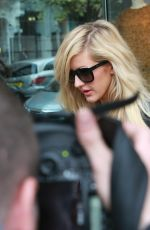 ELLIE GOULDIING Out Shopping in Chelsea