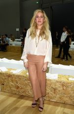 ELLIE GOULDING at Chloe Show at Paris Fashion Week
