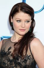 EMILIE DE RAVIN at Once Upon A Time Season 4 Screening in Hollywood