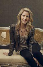 EMILY BETT RICKARDS - Arrow Season 2 Promos