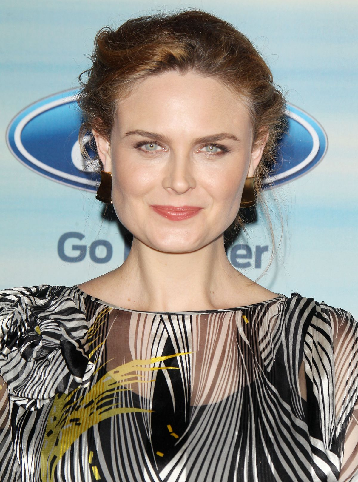 EMILY DESCHANEL at Fox Fall Eco-casino 2014 Party in Santa Monica