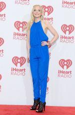 EMILY KINNEY at 2014 Iheartradio Music Festival in Las Vegas