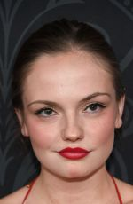 EMILY MEADE at Boardwalk Empire Season 5 Premiere in New York