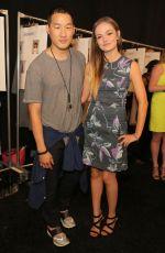 EMILY MEADE at Rchard Chai Love & Men Fashion Show
