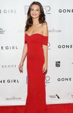 EMILY RATAJKOWSKI at Gone Girl Premiere in New York