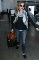 EMILY VANCAMP Arrives at LAX Airport in Los Angeles