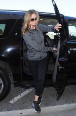 EMILY VANCAMP Arrives at Los Angeles International Airport