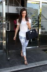 EMMY ROSSSUM Out Shopping in West Hollywood