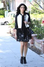 emmy rossum - out and about in burbank - 9/10/14