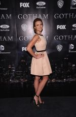 ERIN RICHARDS at Gotham Premiere in New York