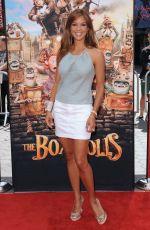 EVA LARUE at The Boxtrolls Premiere in Hollywood