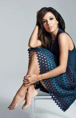 EVA LONGORIA in Latina Magazine, October 2014 Issue