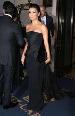 EVA LONGORIA Leaves Her Hotel in New York 2309