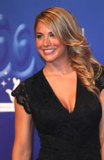 GEMMA ATKINSON at National Lottery Awards