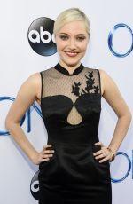 GEORGINA HAIG at Once Upon A Time Season 4 Screening in Hollywood