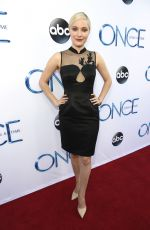 GEORGINA HAIG at Once Upon A Time Season 4 Screening in Hollywood