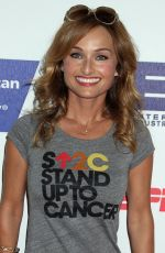 GIADA DE LAURENTIIS at Stand Up 2 Cancer Live Benefit in Hollywood