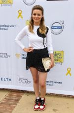 GILLIAN JACOBS at LA Loves Alex's Lemonade in Westwood