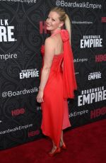 GRETCHEN MOL at Boardwalk Empire Season 5 Premiere in New York