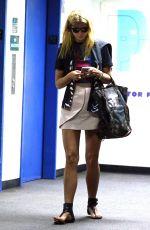 GWYNETH PALTROW n Short Skirt Out in Los Angeles