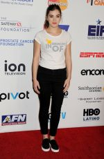 HAILEE STEINFELD at Stand Up 2 Cancer Live Benefit in Hollywood