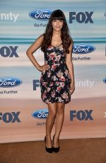 HANNAH SIMONE at Fox Fall Eco-casino 2014 Party in Santa Monica