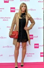 HAYLEY MCQUEEN at Fearne Cotton for very.co.uk Photocall and Fashion Show in London
