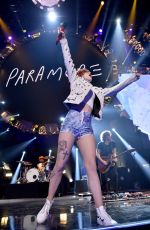 HAYLEY WILLIAMS Performs at Iheartradio Music Festival in Las Vegas
