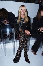 HEIDI KLUM at Versace Fashion Show in Milan