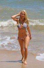 HEIDI MONTAG in Bikini at a Beach in Hawaii