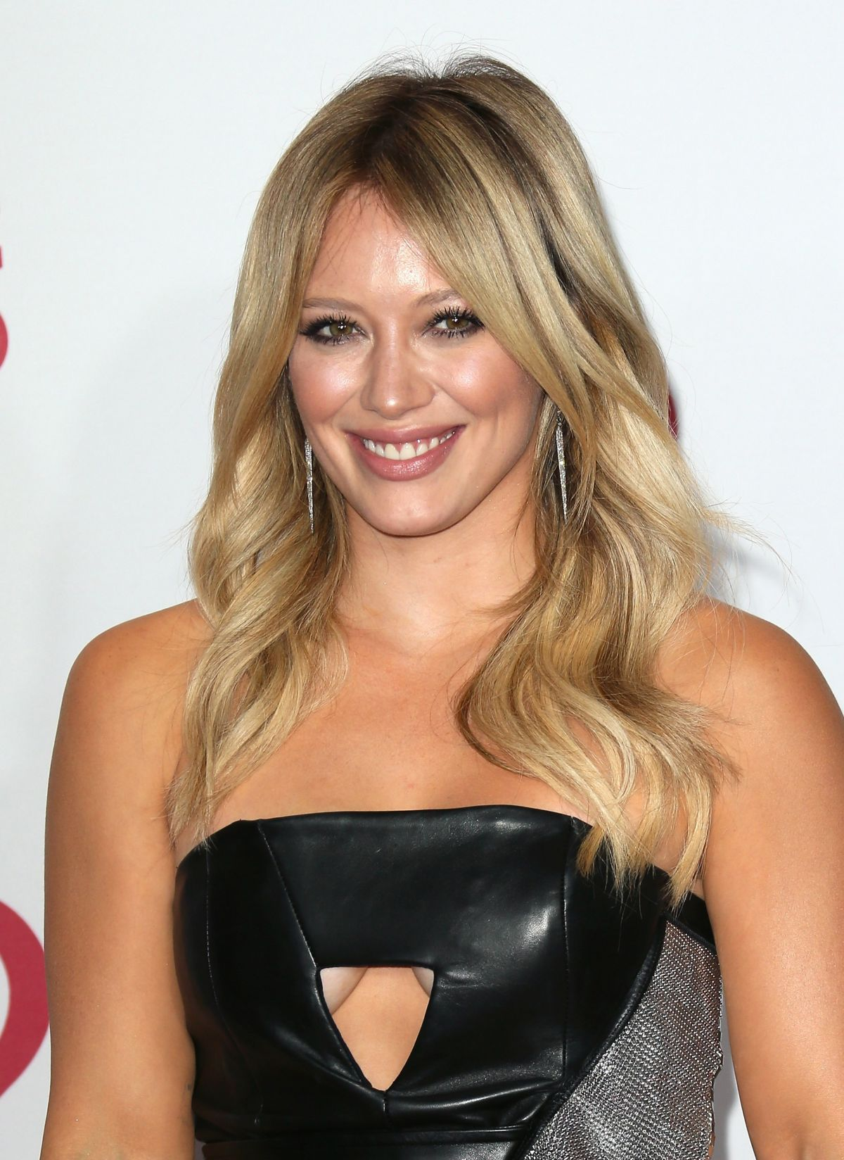 HILARY DUFF at 2014 Iheartradio Music Festival in Las Vegas ...