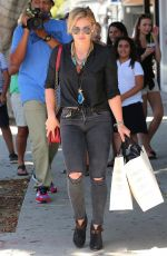 HILARY DUFF Out Shopping in Beverly Hills 0609
