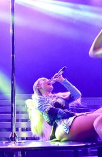 IGGY AZALEA Performs at 02 Shepherd