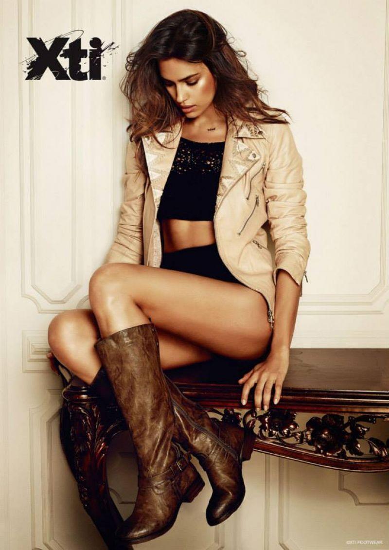 Irina Shayk Arthur Sales for XTI Spring Summer