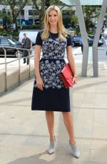 IVANKA TRUMP at Couture Council Awards 2014 in New York