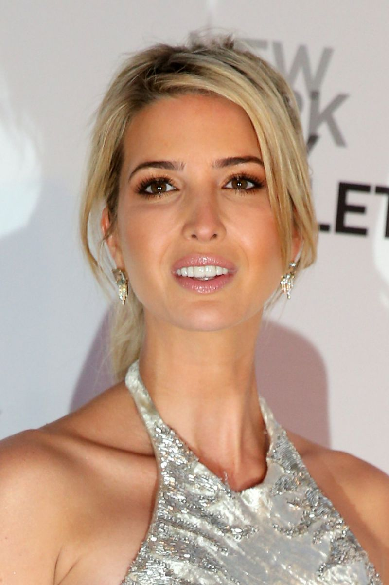 IVANKA TRUMP at New York Ballet 2014 Fall Gala at Lincoln Center ...