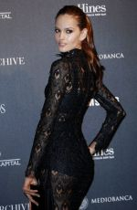 IZABEL GOULART at Vogue 50 Archive Party in Milan
