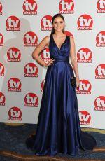 JACQUELINE JOSSA at TV Choice Awards 2014 in London
