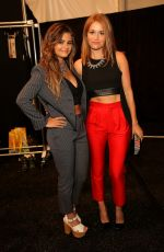JACQUIE LEE at Marissa Webb Fashion Show in New York