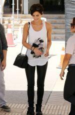 JAIMIE ALEXANDER Leaves Barneys New York in Beverly Hills